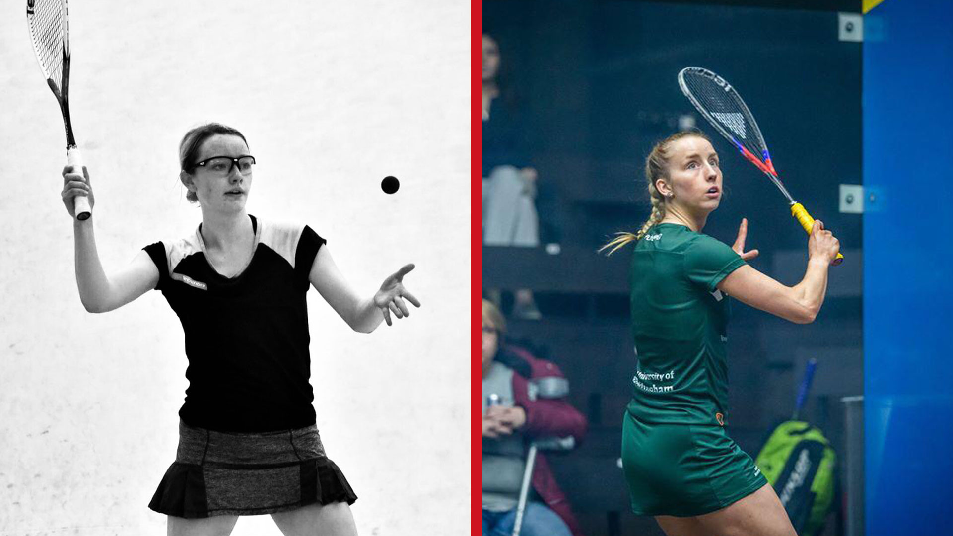 AS Insurance Services is proud to sponsor professional squash player Polly Clark.